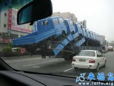卡车原来这么运!