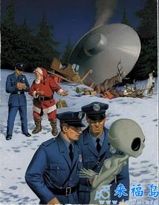 今年圣诞节礼物泡汤了