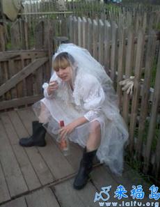霸气外露的新娘,特别是穿上这双鞋!!!