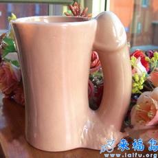 用此杯子的人必定是重口味的!