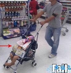 Por qué el hombre no se preocupa por el niño?