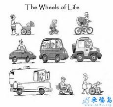 """人与""""轮子""""的有趣人生"""