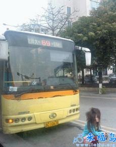 如果你是这部巴士的司机,你会……