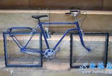 流川枫的方轮自行车