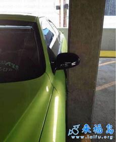 这种停车技术是多少女人羡慕的啊