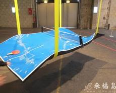 乒乓球要这么玩