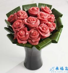 Cómete las rosas, y guarda mi corazón.
