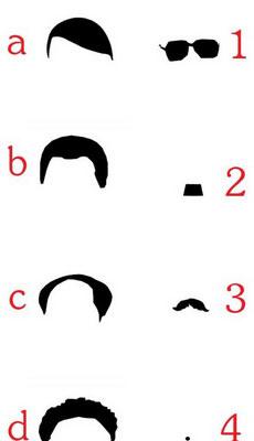 考眼力連線題,請將您認為的正確答案作回復。