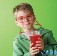Glasses straw