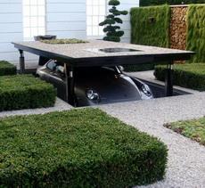 Hydraulic Underground Parking Garage