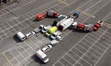 这停车技术屌爆了