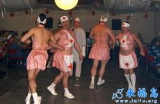 国外军队里的娱乐活动