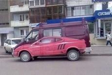 仔细看看有几辆车