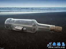 新时代的漂流瓶
