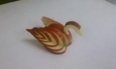 我是苹果味的小天鹅