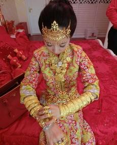 土豪的婚礼,太震惊了