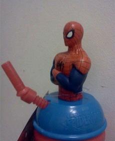 无法直视的蜘蛛侠