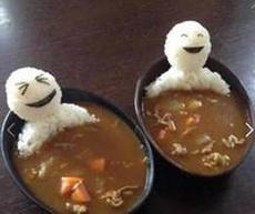 好happy的汤泡饭