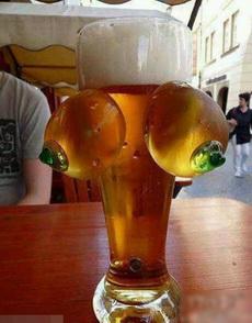 这样的啤酒一定很好卖!