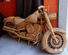 Artistic Heavy Bike : Automobiles
