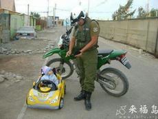宝宝都被开罚单了