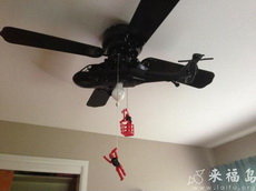 我怎么就没想到,电扇可以这么有创意呢