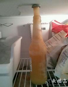 这冰箱的瞬间冷冻速度真快