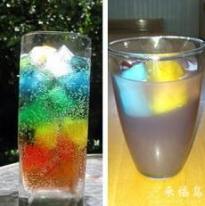 Rainbow Drink Fail