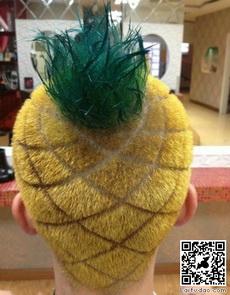 这个发型不错