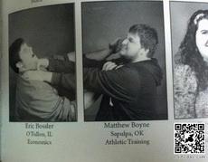 这个同学录的照片有创意