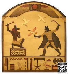 Batman in Ancient Egypt