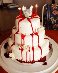 这蛋糕一定是送给仇人的