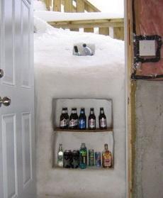 纯天然冰箱,就是这么霸气