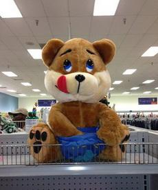超市大妈的恶意……