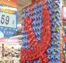 超市大妈太有才了!