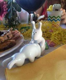 餐厅台摆的节操何在!