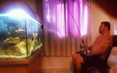 我有特殊的钓鱼技巧