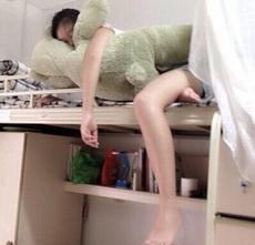 睡成这样也是种境界