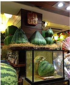 这样的西瓜你敢吃吗
