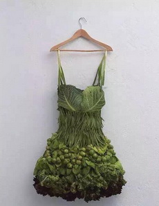 今天刚买的裙子