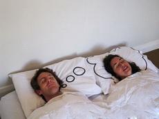 做梦也不能忘老婆