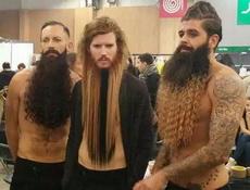 胡子大聚會