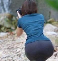 摄影的标准姿势
