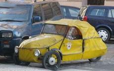 真是汽车界的一朵奇葩呀!!