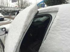 雪下成这样开个?#24471;?#37117;要考验技术