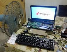 亲爱的我把电脑组装好啦