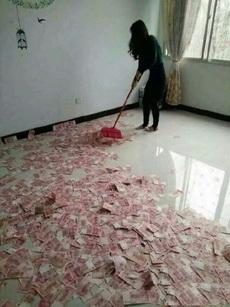 房间好脏,该打扫了