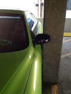 好牛逼的停车技术