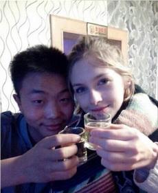 励志!中国屌丝逆袭国际白富美