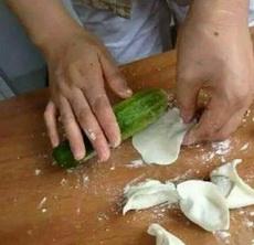 黄瓜的新用法